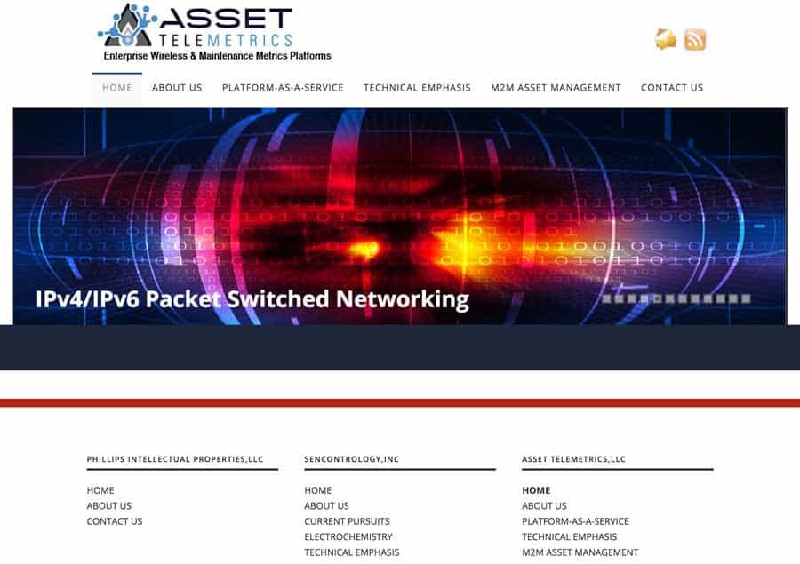 Asset Telemetrics