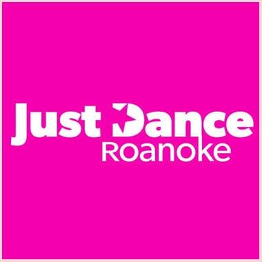 Just Dance Roanoke Logo