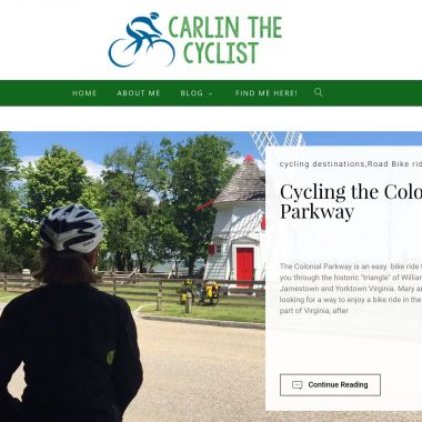 Carlin the Cyclist